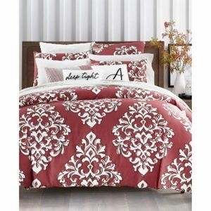Charter Club Damask 3-pc Comforter Set